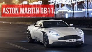 2018 Aston Martin DB11 |Convertible Sports GT|Extensive interior options| High Wheels Blog