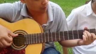 Guitar cover - Hà Nội Mùa Vắng Cơn Mưa
