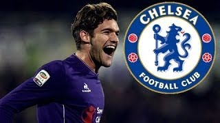 Marcos Alonso - Welcome to Chelsea - Goals Skills Assists  HD