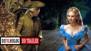 Cinderella (2015) Official HD Trailer #2 [1080p]