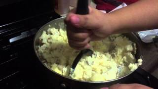 Download Video Creamy Mashed Potatoes MP3 3GP MP4