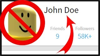 John Doe Will NOT Hack You! PLAY Roblox On March 18th