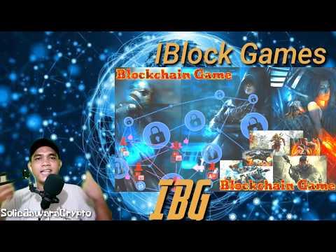 review-cryptocurrency-iblock-games- -platform-game-blockchain-terbaik