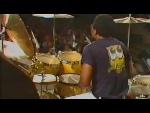 Billy Cobham drum solo