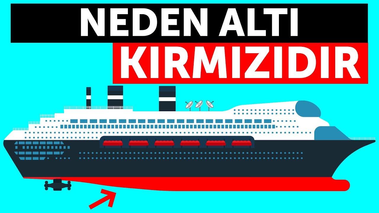 Download Gemiler Su Çizgisinin Altında Neden Kırmızıya Boyanır?