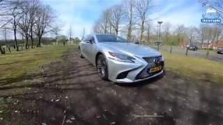 2018 Lexus LS 500h PRESIDENT 3 5 V6 AWD POV Test Drive by AutoTopNL