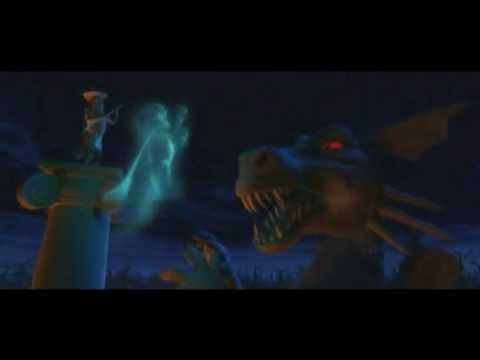 Шрек медовый месяц мультфильм 2003