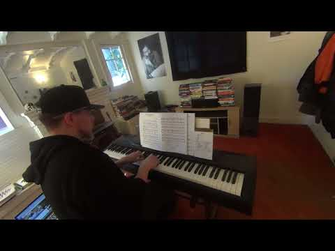 702- All I Want Piano Cover