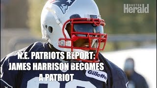 N.E. Patriots Report: Former Steeler James Harrison Joins Patriots