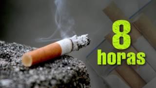 CAMBIOS EN EL ORGANISMO CUANDO DEJAMOS DE FUMAR