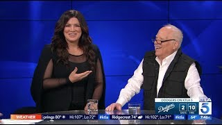 """Richard Dreyfuss & Gina Carano on their New Action Thriller Movie """"Daughter of the Wolf"""""""