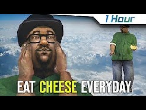 [1 Hour] Big Smoke Eats Cheese Everyday [SFM]