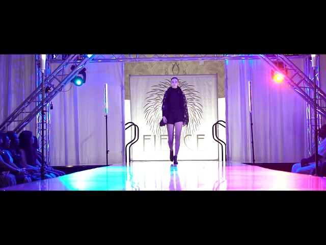 Orlando International Fashion Week Fall 2018 recap by Fierce Entertainment Management clip 2