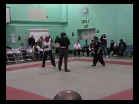 British Open Tai Chi Championships 2009 fight 4