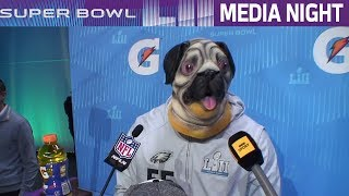 Download lagu Best Sounds & Moments from Super Bowl LII Opening Night   NFL Network