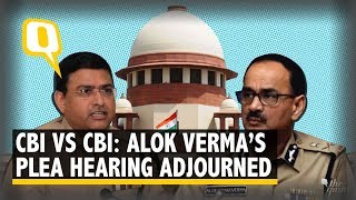 CBI Director Alok Verma's Case: SC Hearing Adjourned to 5 December | The Quint