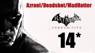 CZ tit. | Let's Play | Batman: Arkham City | #14 | NG+ | 1080p