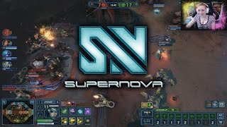 Supernova | New MOBA | First Impressions (Full PvP Game) | TradeChat