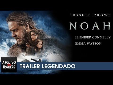 Noé (Noah 2014) - Trailer Legendado