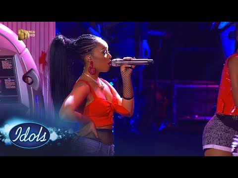 Top 7 Showstopper: Nosipho -  'Into You' – Idols SA   Mzansi Magic