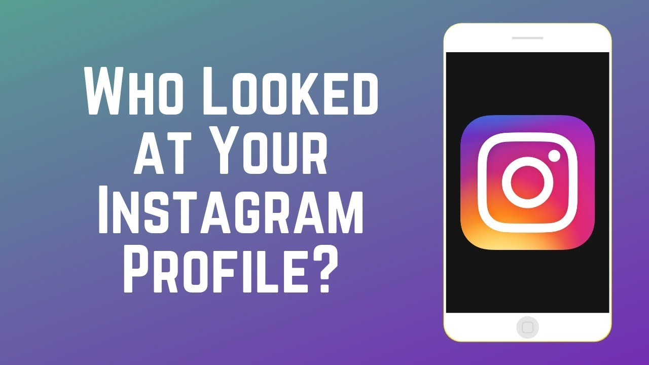 How To See Who Viewed Your Instagram Profile Unfollowed You Or Blocked You Youtube