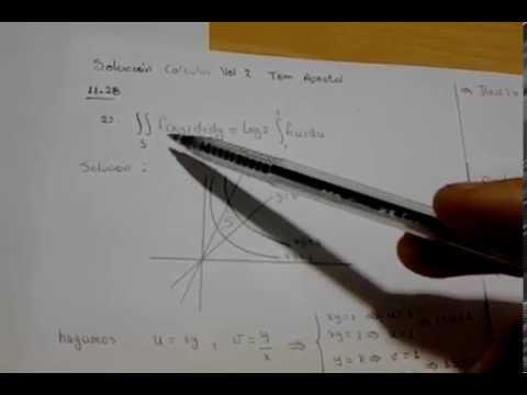 Solución Calculus Vol 2 Tom Apostol 11 28 22