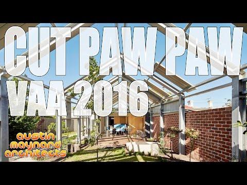 Cut Paw Paw - Victorian Architecture Awards 2016 - Austin Maynard Architects