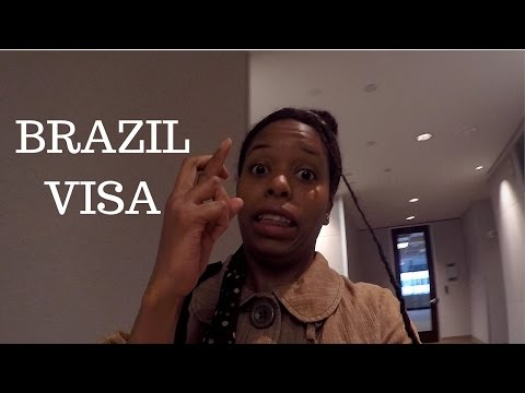 (VLOG 4) Denied a Brazilian Travel Visa?