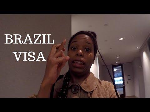 (VLOG 4) Denied a Brazilian Travel Visa?