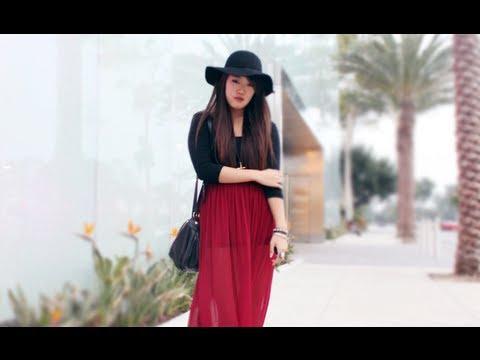 How I Style: Maxi Skirts