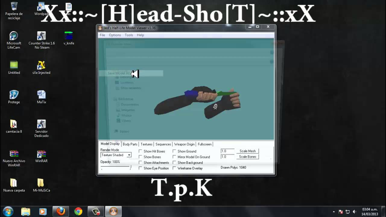 Jed's half-life model viewer 1. 3 (x86,x64) | counter-strike 1. 6.