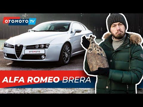 Alfa Romeo Brera - Włoskie dzieło sztuki   Test OTOMOTO TV