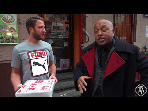 Barstool Pizza Review - La Traviata With Special Guest Daymond John