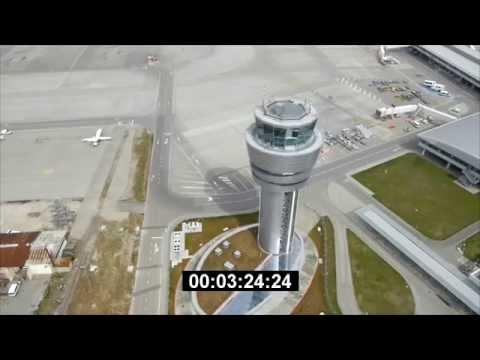 FlyCam Bulgaria Airport Sofia 2013