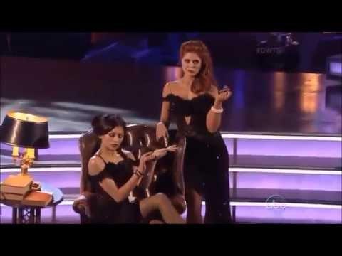 Zendaya Coleman & Val Chmerkovskiy - Argentine Tango