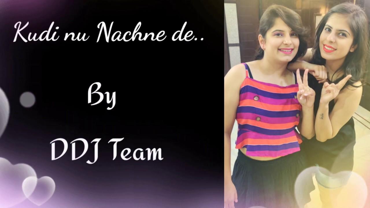 Kudi Nu Nachne De   Best Dance on Women Empowerment  Irfan Khan   Angrezi Medium   DDJ TEAM