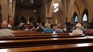Zomeravondconcert reeks Heilig Hart en St Joseph Kerk Hilversum. Hester Westra and Friends