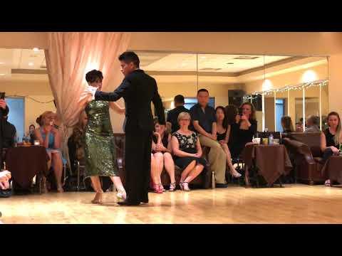 Marina Teves & Rodrigo Videla @Bocanada Tango Club - Ottawa - Canada