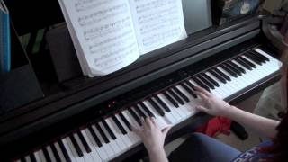 """""""Cloudy Day: No.9"""" by Christopher Norton - ABRSM Grade 2 Piano 2011-2012 (C:6)"""