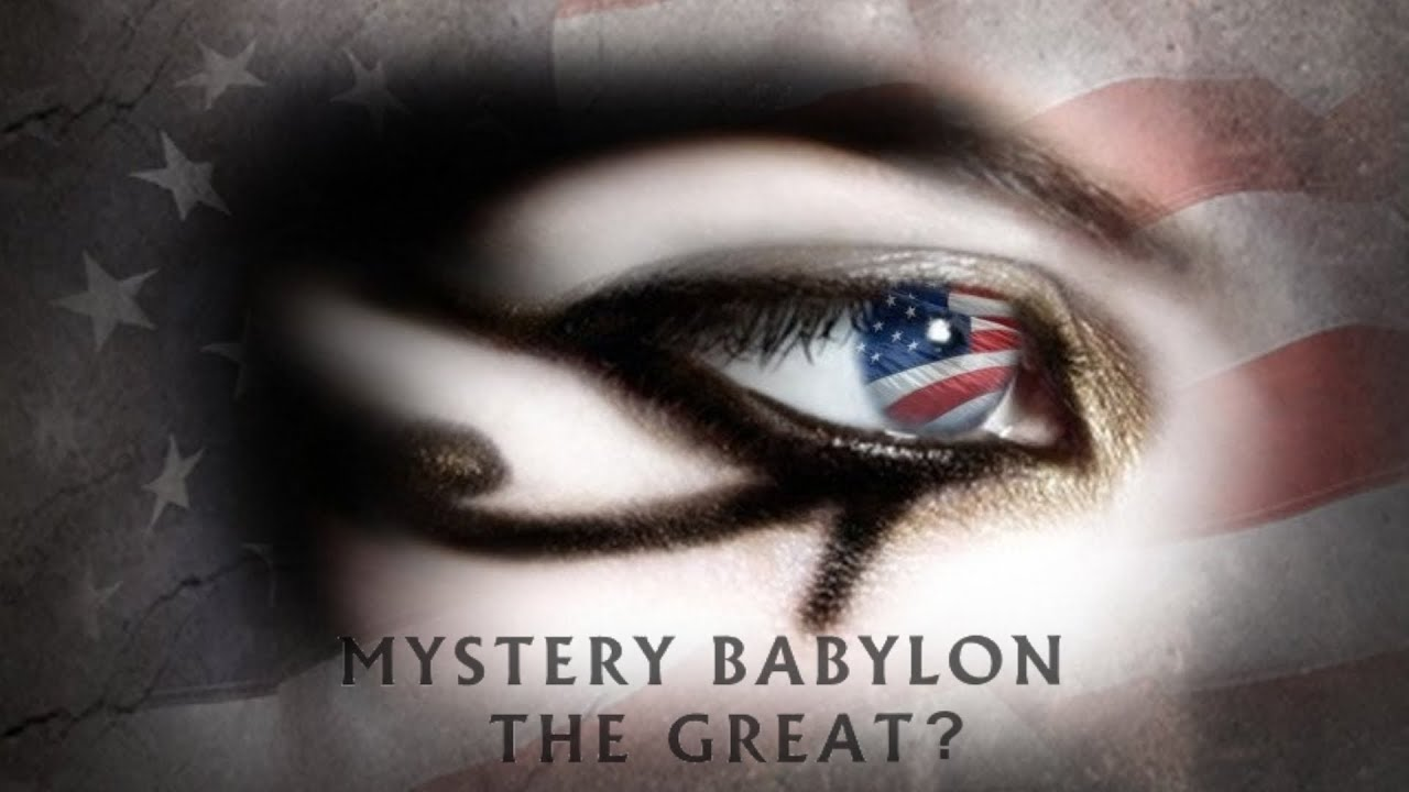 What is the mystery of the great whore?