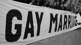 Bernie Sanders on Same-Sex Marriage and Equality...