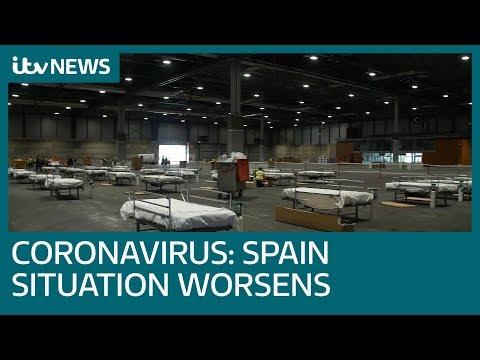 Coronavirus: Positive Signs For Italy But Situation In Spain Worsens | ITV News