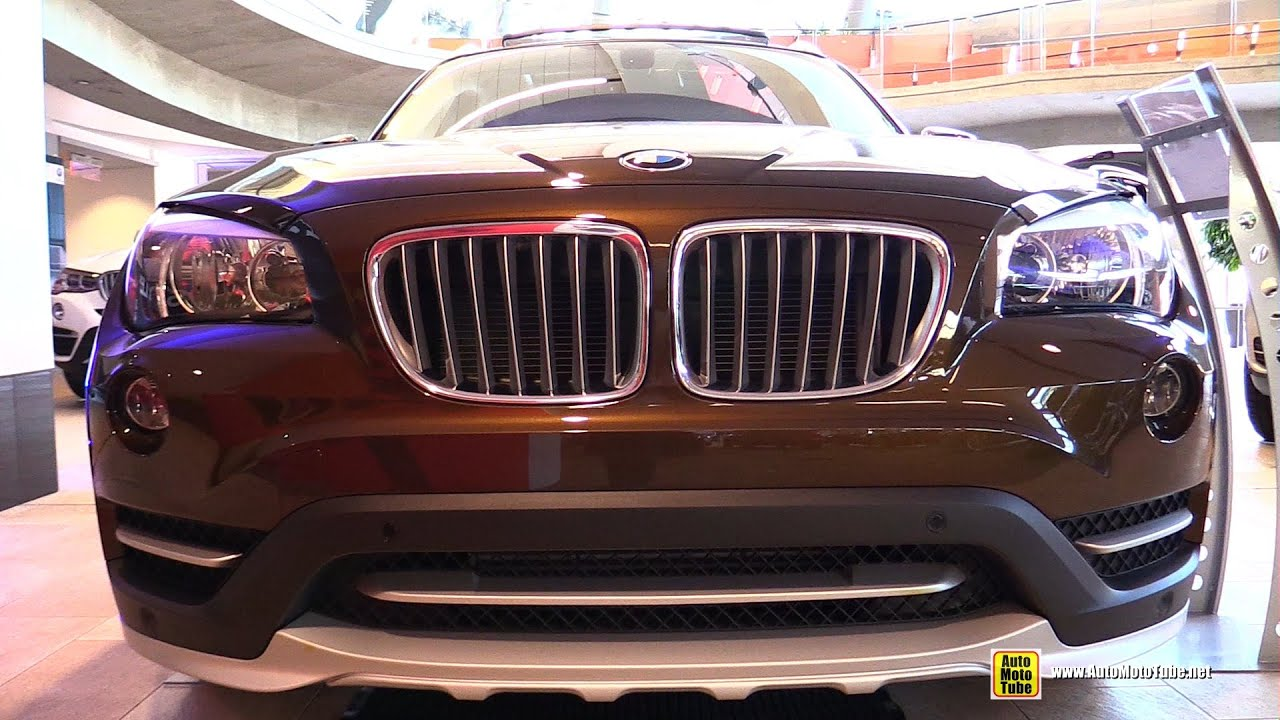 2015 BMW X1 xDrive 28i Exterior and Interior Walkaround 2015