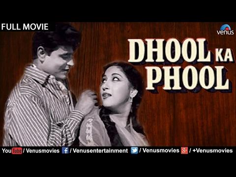 Dhool Ka Phool Full Movie | Rajendra Kumar Movies | Mala Sinha | Bollywood Evergreen Classic Movies