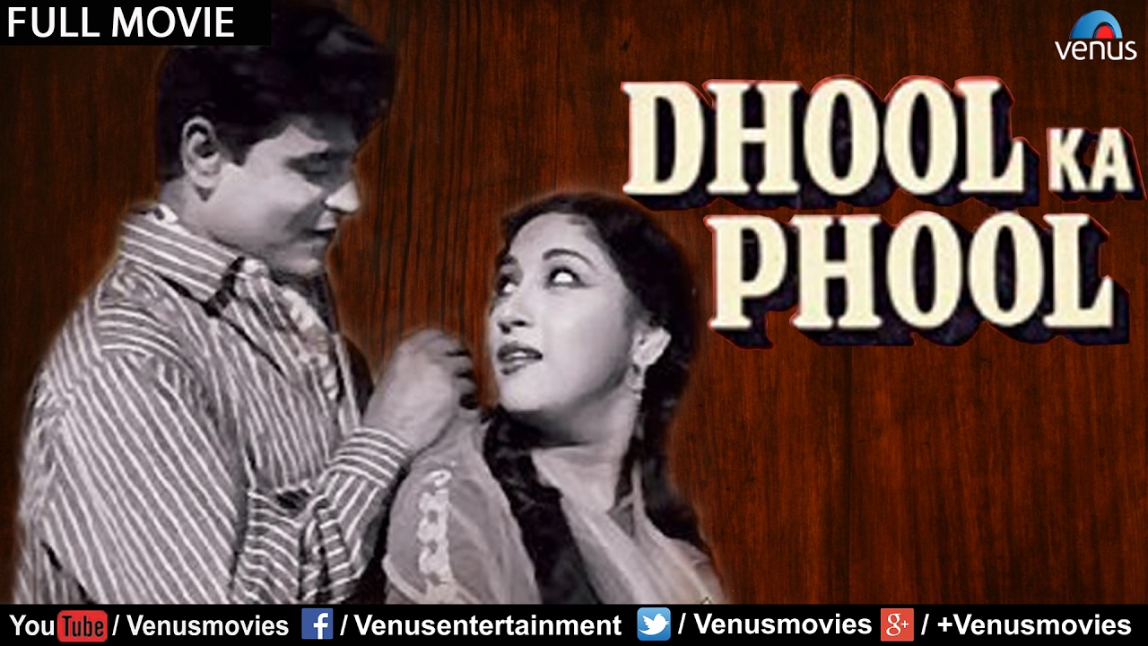 Download Dhool Ka Phool Full Movie | Rajendra Kumar Movies | Mala Sinha | Bollywood Evergreen Classic Movies
