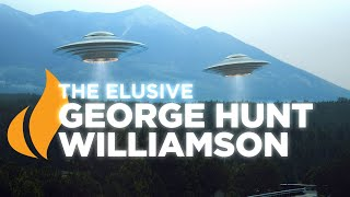 The Real History of Secret Societies Sneak Preview: UFOs and the Elusive George Hunt Williamson