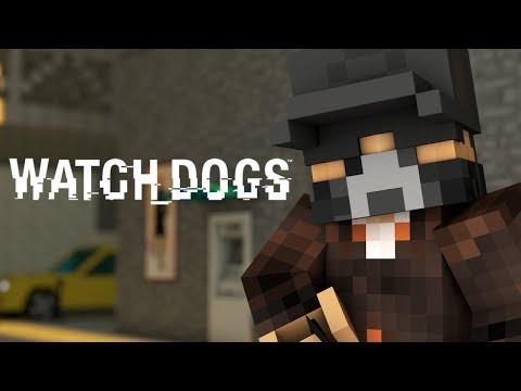 Minecraft Animation : WATCH DOGS! (Sky Edition)