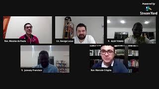 Live de Missões (Angola) - Jeovany Francisco e António Tomás