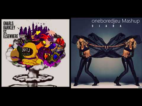 Dose Of Crazy - Gnarls Barkley Vs. Ciara (Mashup)