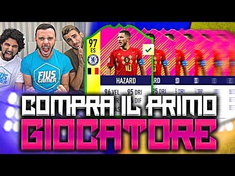 ORA TOCCA A OHM!!! COMPRA IL PRIMO GIOCATORE CON FESTIVAL OF FUTBALL